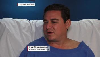 Investigan agresión contra José Alberto Alonso Gutiérrez