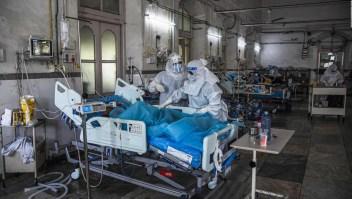 """""""Hongo negro"""", el nuevo reto de salud en la India"""