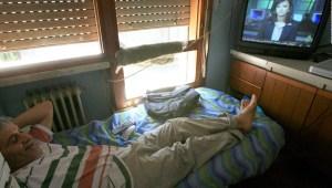 Escenario pospandemia: hibernar para ver televisión