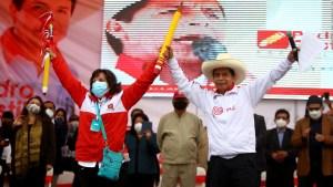 La vicepresidenta de Perú será investigada