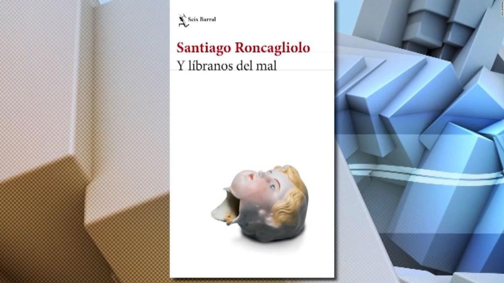 """""""Y líbranos del mal"""", lo nuevo de Santiago Roncagliolo"""