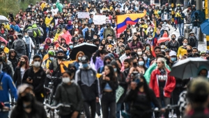 ¿Cómo será la nueva jornada de protesta en Colombia?