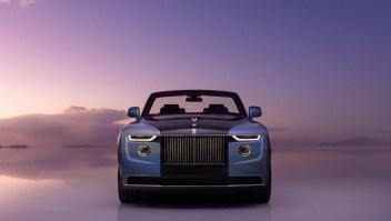 Rolls-Royce fabricará autos a la medida