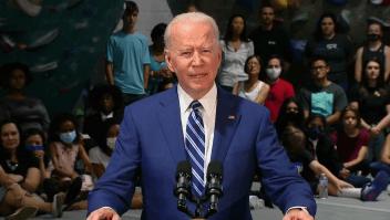 Biden habla de avance de vacunación antes de Memorial Day
