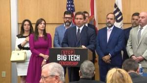 Florida enfrenta batalla legal con empresas tecnológicas