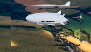 Airlander 10 ¿cómo es el dirigible híbrido ecológico?