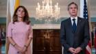 Blinken: Alianza EE.UU.-Colombia es absolutamente vital