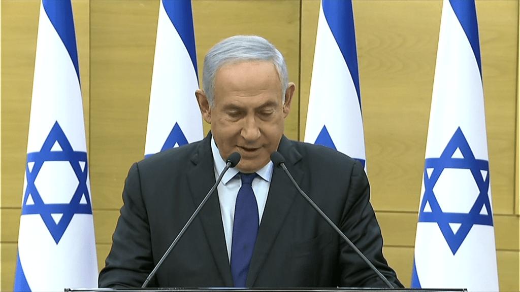 Indecisión sobre futuro político de Israel