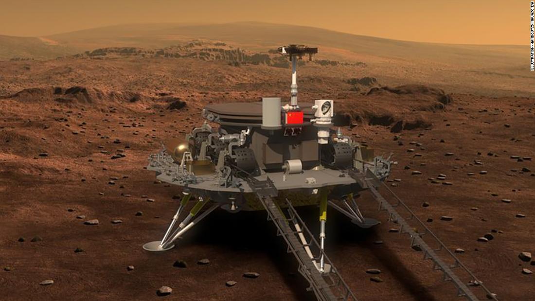 rover China