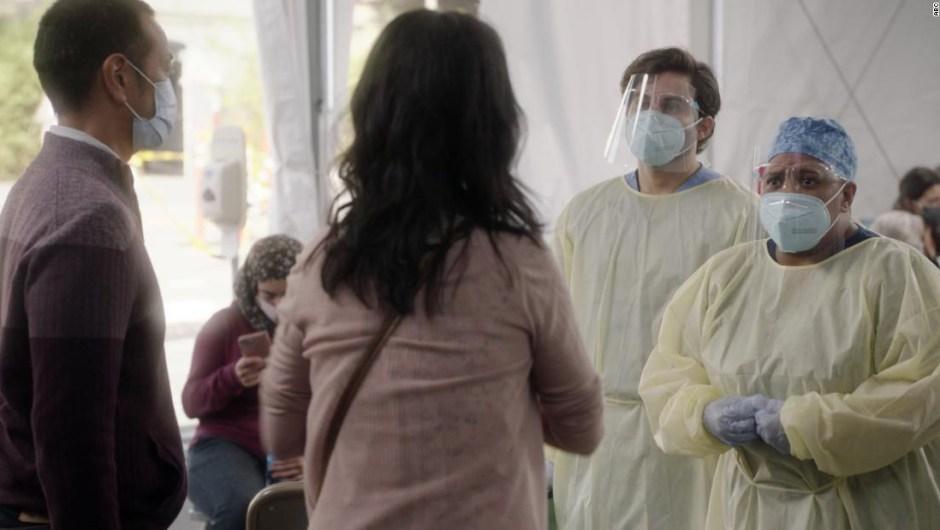 Grey's Anatomy pandemia