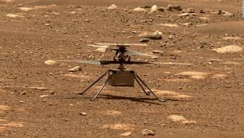 Ingenuity Marte