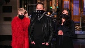 Musk SNL