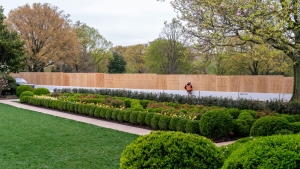 Casa Blanca jardín