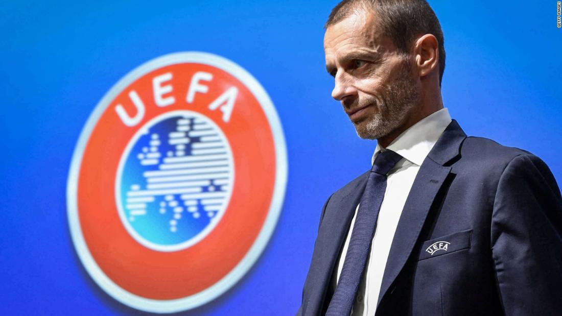 Juez anula sanciones de la UEFA contra clubes de la Superliga y ordena no investigar a los equipos que siguen en el torneo