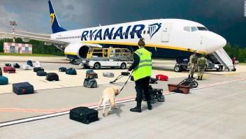 Ryanair Roman Protasevich