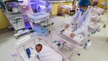 natalidad China