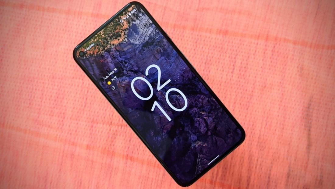 Android 12 actualizacion nueva