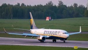 Belarús Ryanair