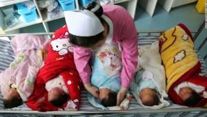 China natalidad