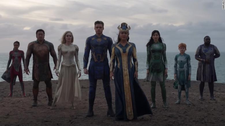 Eternals Marvel