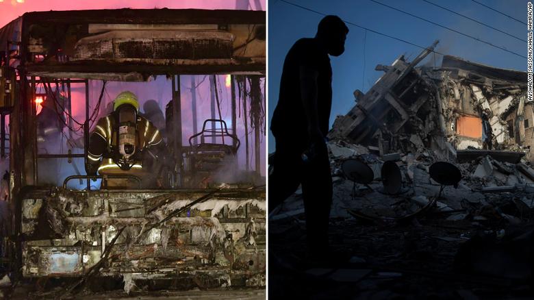 Israel palestinos conflicto Gaza