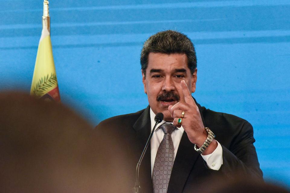 vacunas venezuelaNicolás Maduro
