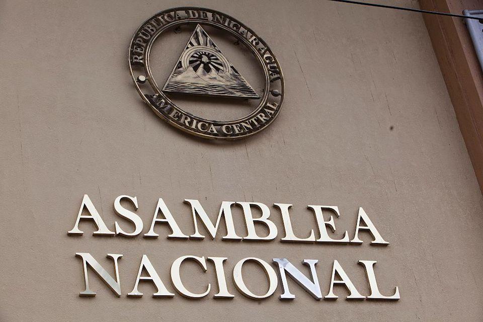 Nicaragua Asamblea Nacional