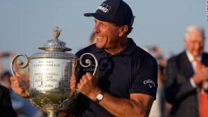 PGA Championship Phil Mickelson