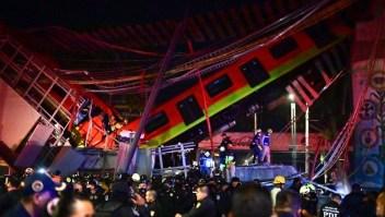 metro ciudad de méxico accidente