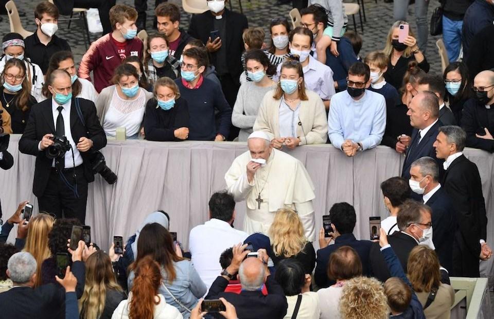 papa Francisco Vaticano audiencias