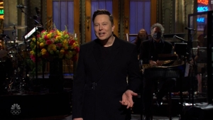 Elon Musk en SNL