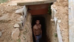 Joven cueva Alicante Andrés Cantó