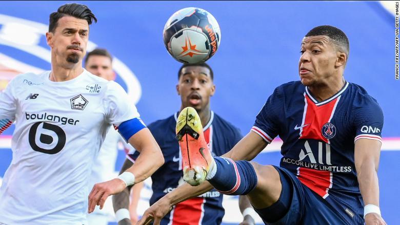Lille contra PSG