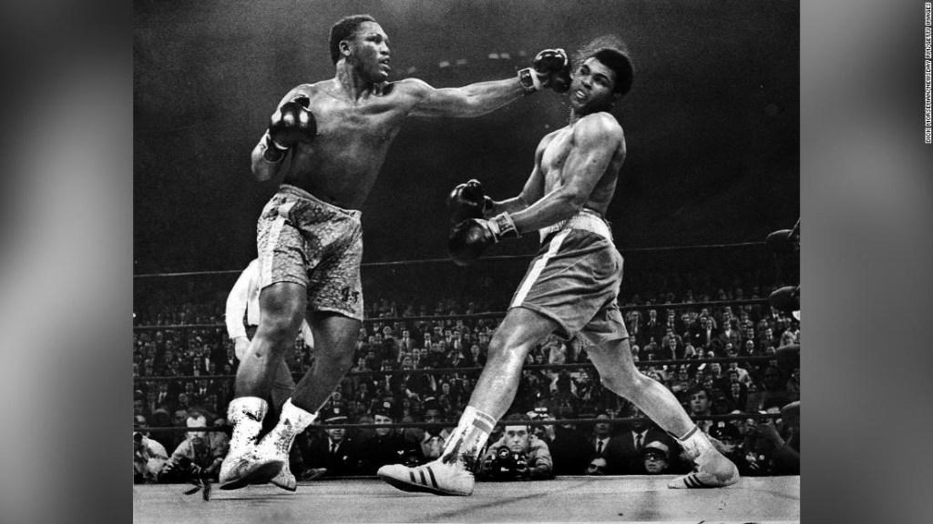 Frazier contra Ali