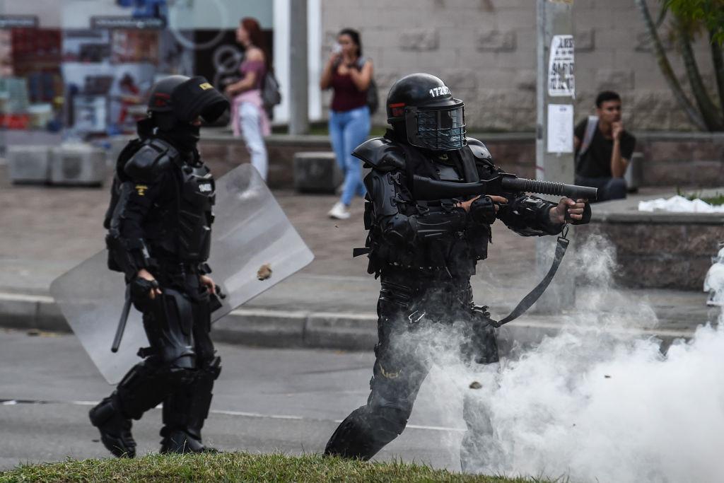 Fiscalía de Colombia imputará 3 homicidios de las protestas a miembros de la Policía Nacional