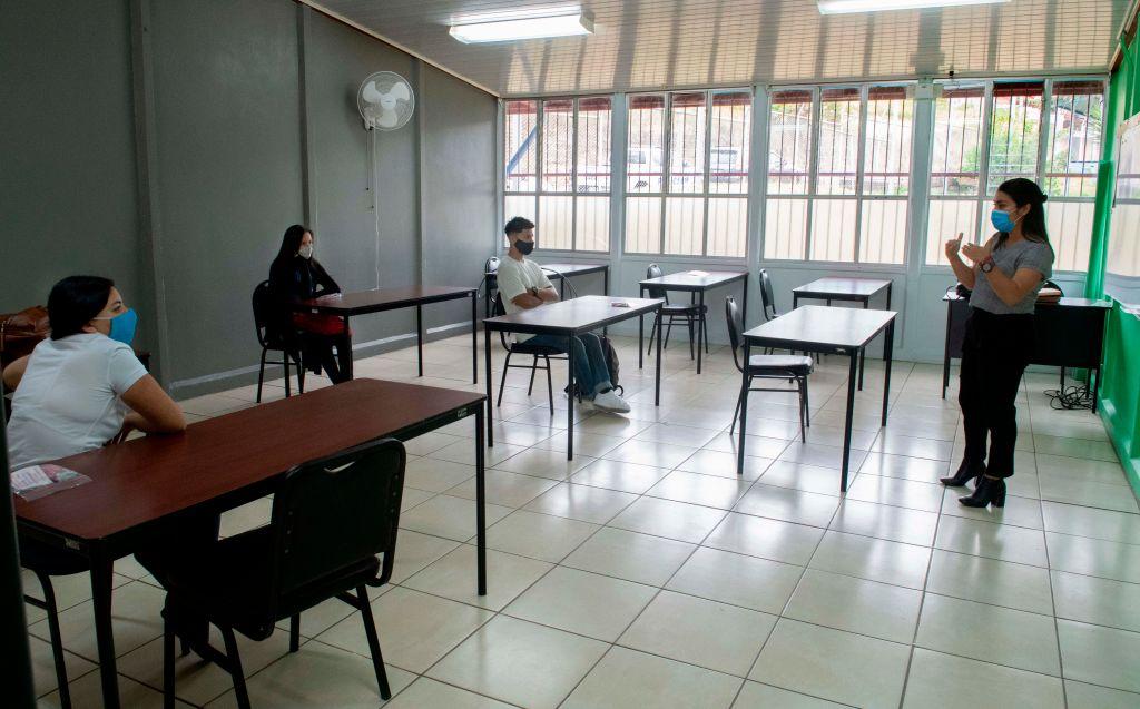 clases presenciales en Costa Rica