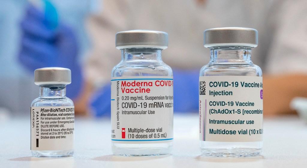 vacunas covid-19 combinacion getty