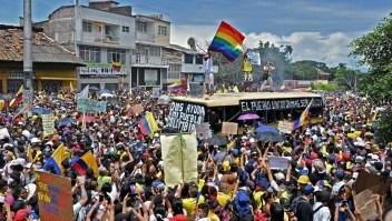 reforma tributaria Colombia protestas