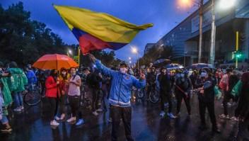 famosos colombia protestas getty