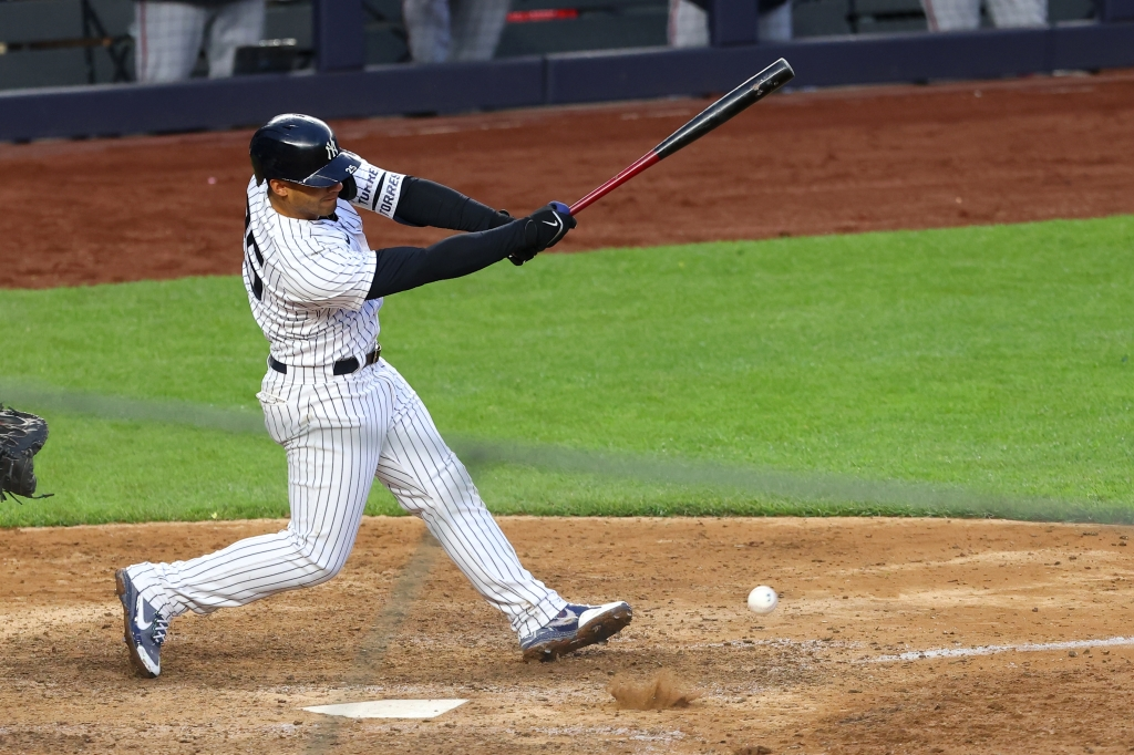 8 miembros de los Yankees dan positivo por covid-19