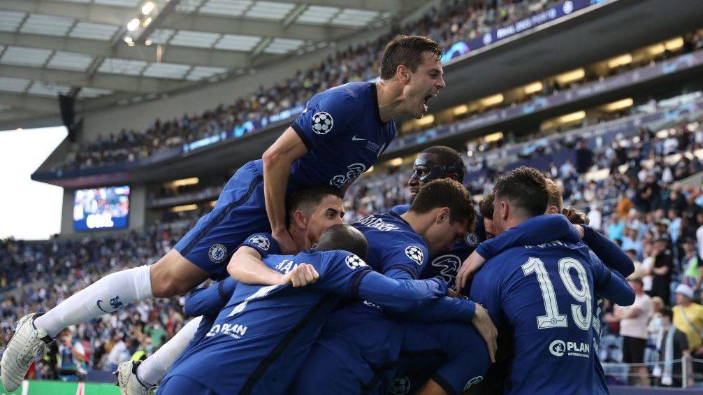 Chelsea FC es el campeón de la 'Champions League'