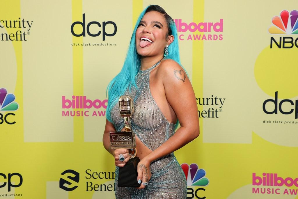 Prix Billboard Music 2021