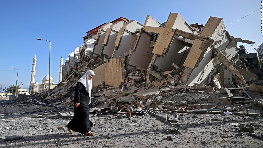 """ONU: conflicto Israel-Gaza podría convertirse en """"guerra a gran escala"""""""