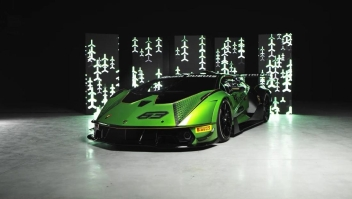 Lamborghini eléctrico