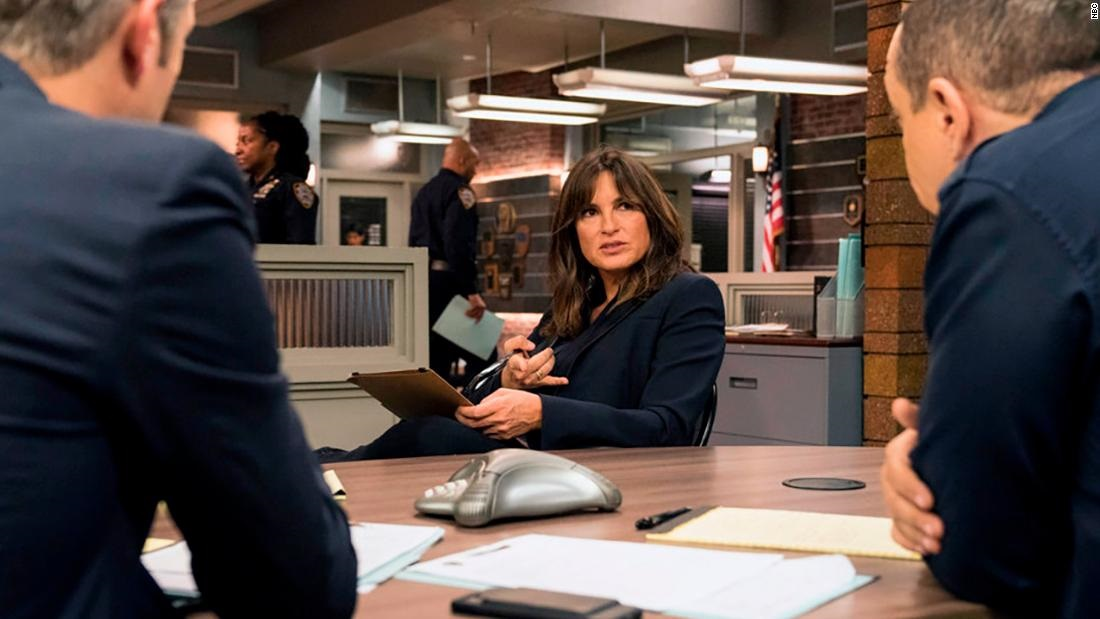"Serie de TV ""Law & Order"""
