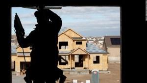 Escasez de madera para casas