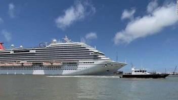crucero Texas