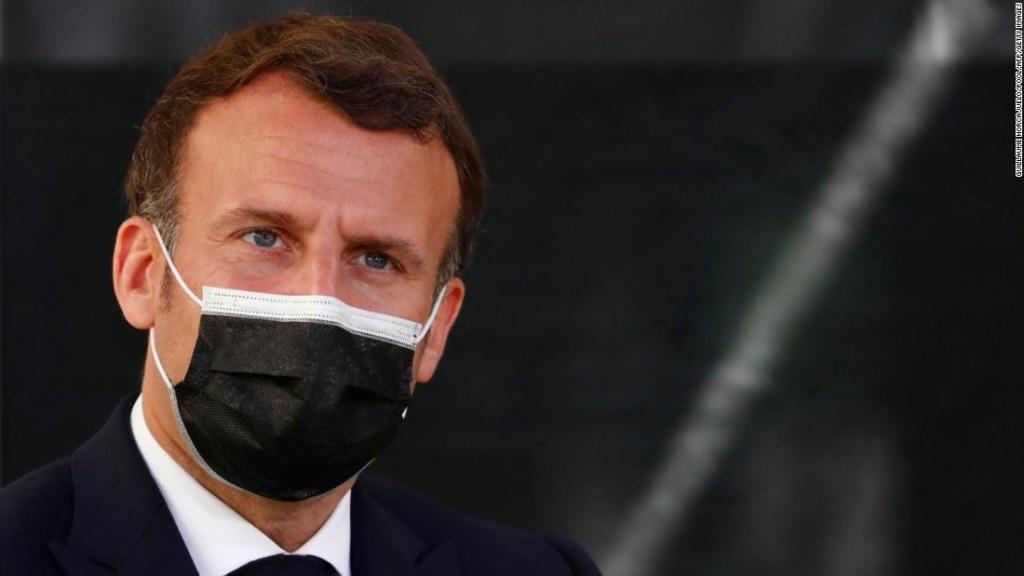 Francia cuarta ola