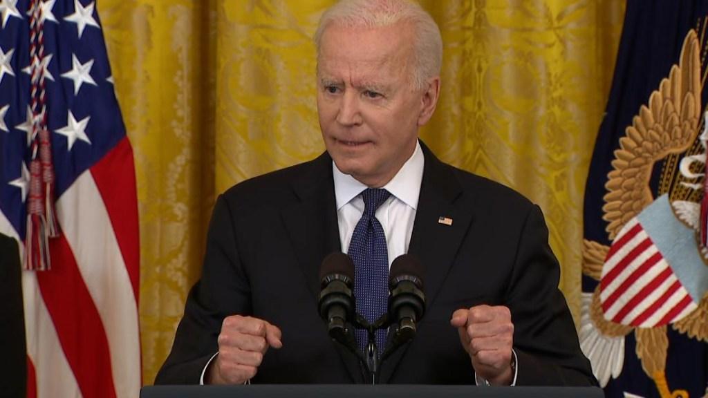 ANÁLISIS | Biden enfrenta un momento crucial en su presidencia