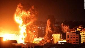 Conflicto Israel Palestina Gaza